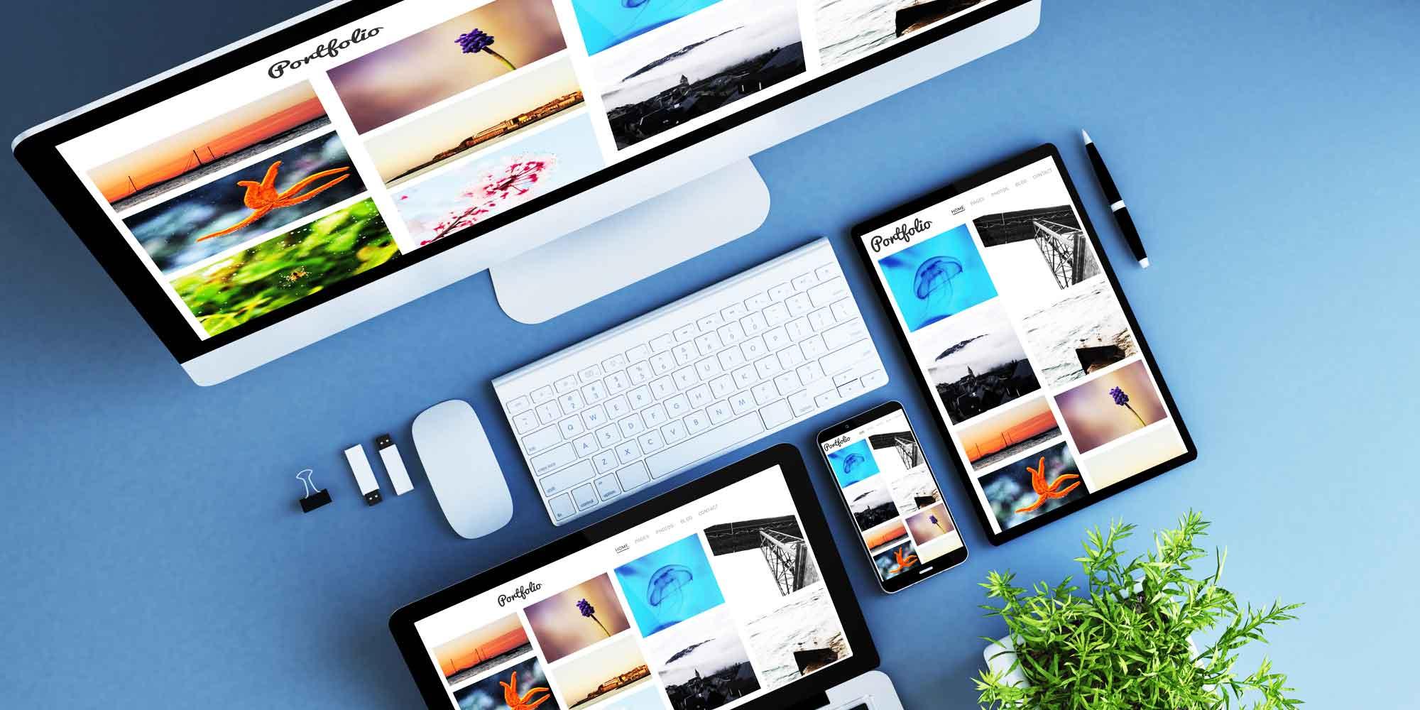 Avoir un affichage responsive sur son site web: desktop & mobile