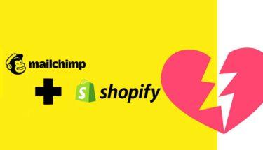 3 Alternatives pour Continuer à Utiliser MailChimp avec Shopify