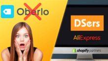 Oberlo est MORT ! Dsers : Gratuit, Rapide & Partenaire Officiel de AliExpress