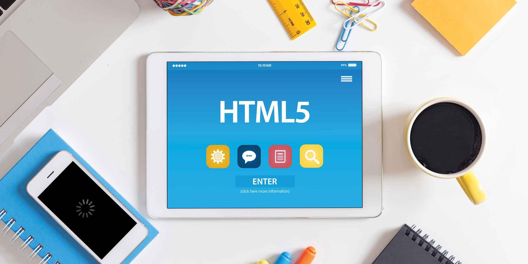 Comment personnaliser les icones HTML?